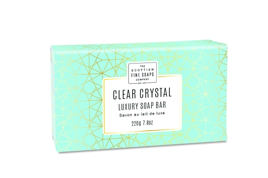 A01928 Clear Crystal Soap